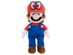 """Super Mario Mario Odyssey 16"""" Plush"""