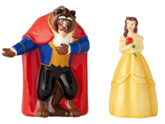 Beauty and the Beast Salt & Pepper Shaker Set