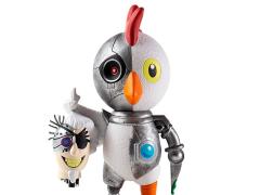 Robot Chicken Figure