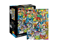 DC Comics Line Up 3000-Piece Puzzle