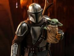 The Mandalorian TMS014 The Mandalorian & The Child 1/6 Scale Collectible Figure