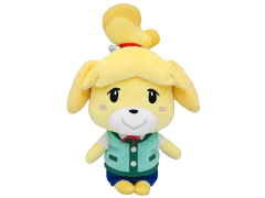 "Animal Crossing Isabelle 8"" Plush"
