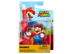 "World of Nintendo 2.50"" Mario (Tipping Hat)"