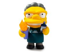 The Simpsons Flaming Moe Figure