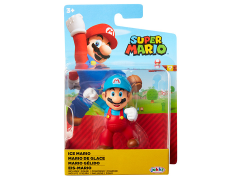 "World of Nintendo 2.50"" Ice Mario (Fist Bump)"