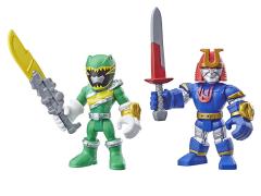 Power Rangers Heroes Green Ranger & Ninjor Two-Pack
