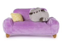 Pusheen On Couch Set of 2 Plush