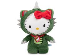 Hello Kitty Cosplay Kaiju (Green) Plush
