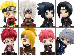Naruto Ochatomo Have A Tea Break! Box of 8 Figures