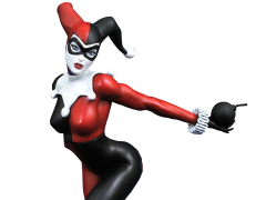 DC Comics Gallery Harley Quinn (Classic) Figure