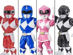 Power Rangers Mega Mighties Set of 4 Figures