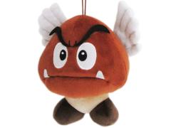 """Super Mario Paragoomba 5"""" Plush"""