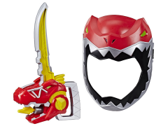 Power Rangers Heroes Red Ranger Zord Saber & Mask Accessory Set