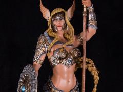 Skarah, The Valkyrie 1/4 Scale Limited Edition Statue