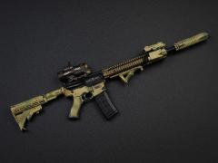 Elite Combat Unit Gear Part I Ranger Firearm Pack A (06022B) 1/6 Scale Weapon Set