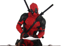 Deadpool Premier Collection Deadpool Limited Edition Statue
