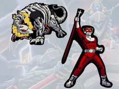 Redman Limited Edition Exclusive Pin Set