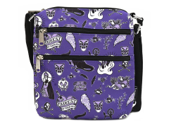 Disney Villains Nylon Passport Bag