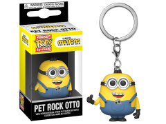 Pop! Keychains: Minions 2 - Pet Rock Otto