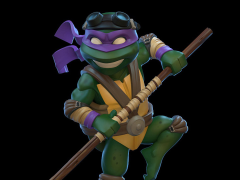 TMNT Q-Fig Donatello