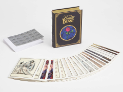 Beauty and the Beast Walt Disney Archives Collection Notecard Set