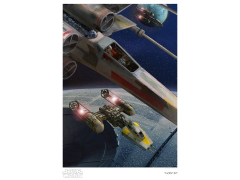 Star Wars Goin' In Limited Edition Giclee