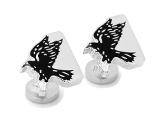 Harry Potter Ravenclaw House Raven Cufflinks