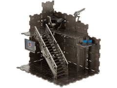 Hexa Gear Block Base 01 DX Headquarters Model Kit