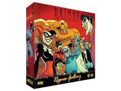 DC Comics Batman: The Animated Series Rogues Gallery Game