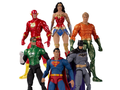 DC Essentials Justice League Figure Six-Pack