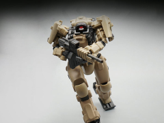 Stellar Knights AGS-02 S.A.S. EW-53 1/60 Scale Figure