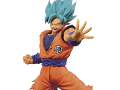 Dragon Ball Super Warriors Battle Retsuden II Vol.4 Super Saiyan God Super Saiyan Goku