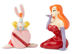Who Framed Roger Rabbit Roger & Jessica Rabbit Salt & Pepper Shaker Set