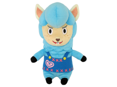 "Animal Crossing Cyrus 8"" Plush"