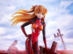 Rebuild of Evangelion Asuka Langley Shikinami 1/6 Scale Ani*Statue