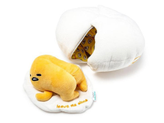 Gudetama the Lazy Egg Plush