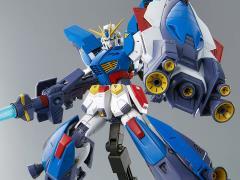 Gundam MG 1/100 F90II-I Gundam F90II I-Type Exclusive Model Kit