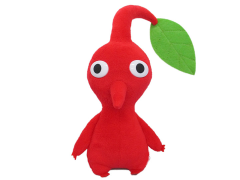 "Pikmin Red Pikmin 7"" Plush"