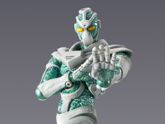 JoJo's Bizarre Adventure Super Action Statue Hierophant Green
