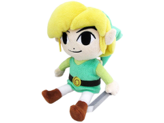 "The Legend of Zelda Link 12"" Plush"