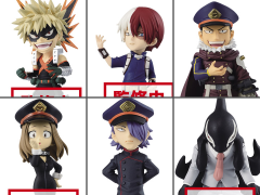 My Hero Academia World Collectable Figure Vol.8 Box of 6 Figures