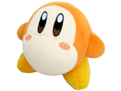 "Kirby Waddle Dee 6"" Plush"