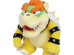 "Super Mario Bowser 10"" Plush"