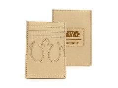 Star Wars Gold Rebel Card Wallet