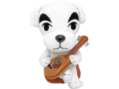 "Animal Crossing K.K Slider 8"" Plush"
