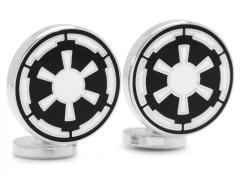 Star Wars Imperial Empire Logo Cufflinks