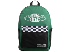 Friends Central Perk Green Checker Mixblock Backpack