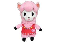 "Animal Crossing Reese 8"" Plush"