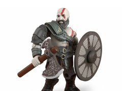 God of War Mega Construx Heroes Kratos