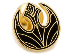 Star Wars Rebel Alliance Logo Gold Lapel Pin